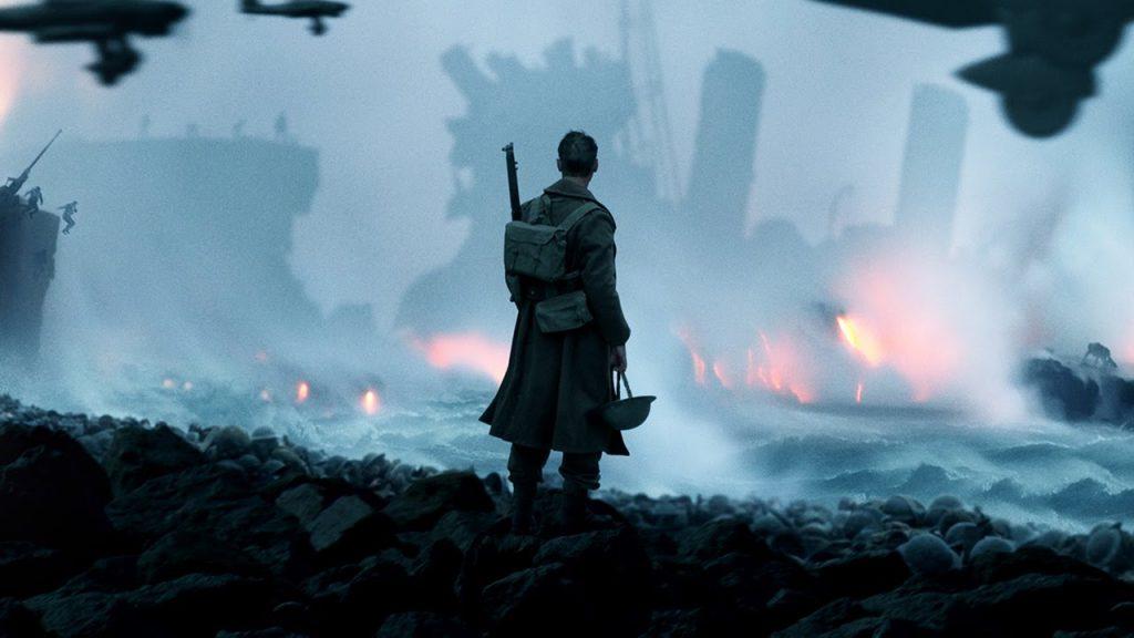 Dunkirk shaken not stirred