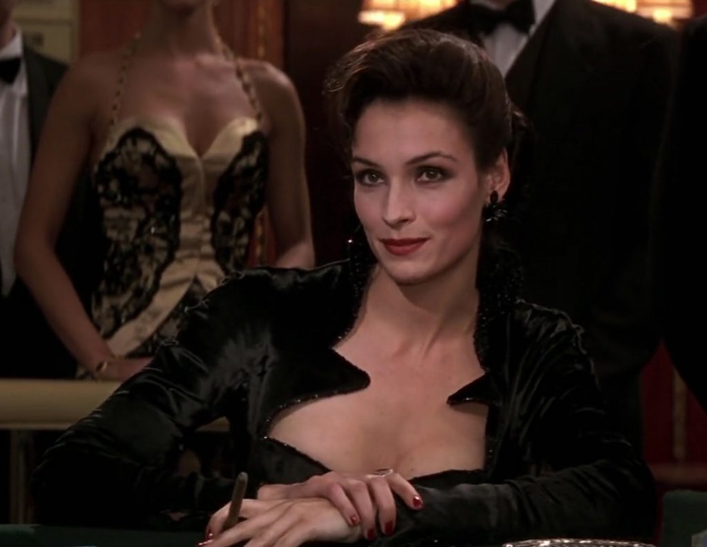 bond girls xenia onatopp