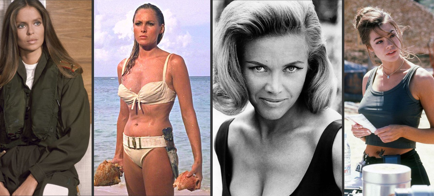james bond girls with funny names