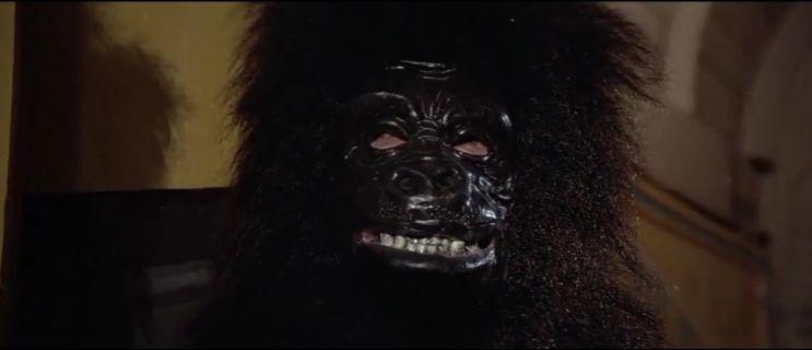 funniest disguises James Bond gorilla octopussy