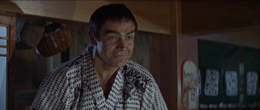 strangest and interesting movie facts sean connery