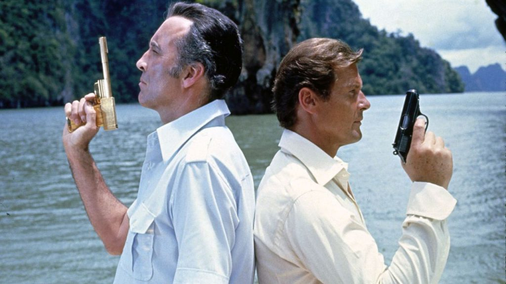 The Man with the Golden Gun (1974) - Bond movie in Thailand