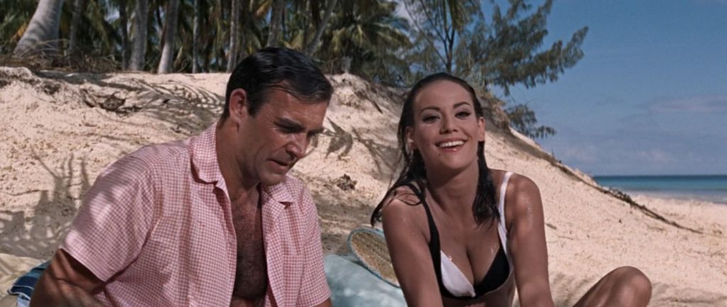 Thunderball Bond girl