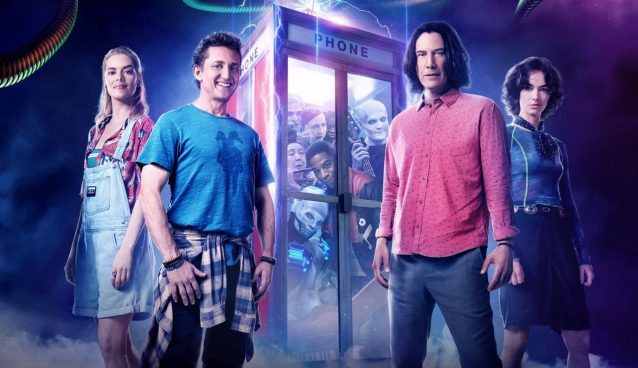 Bill & Ted Face The Music Review Keanu Reeves