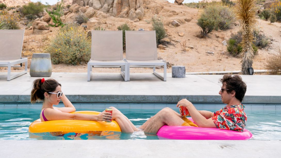 palm springs review time loop andy samberg