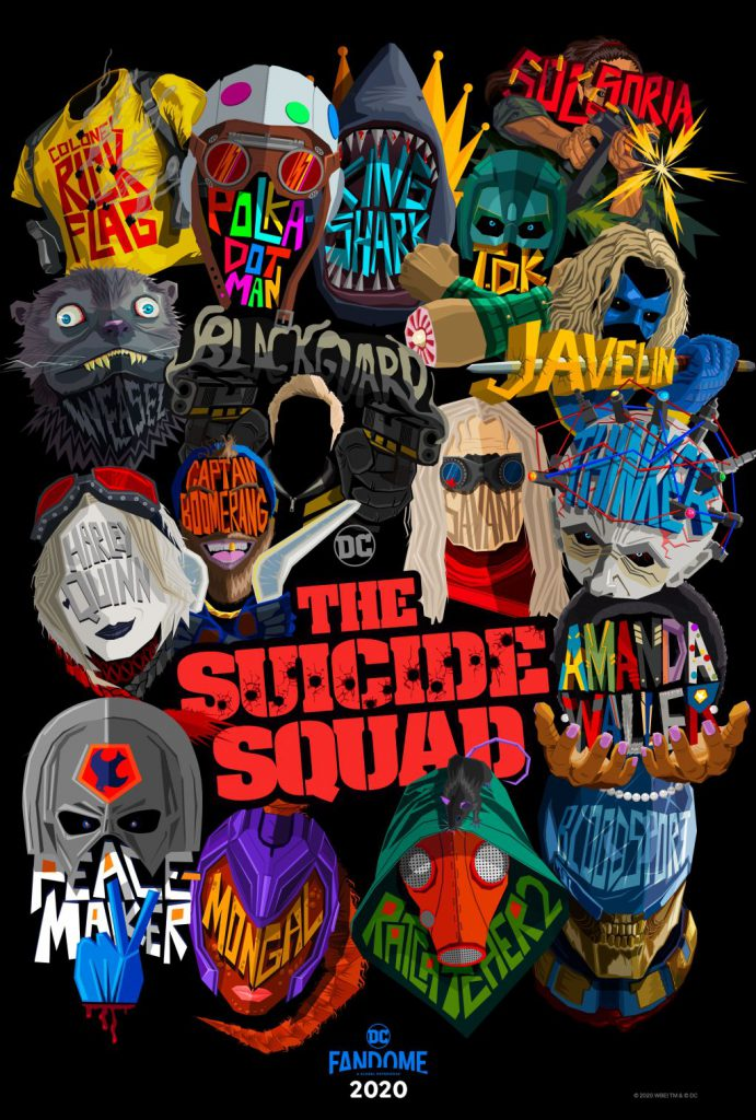 Everything We Know About James Gunn's The Suicide Squad (2021)