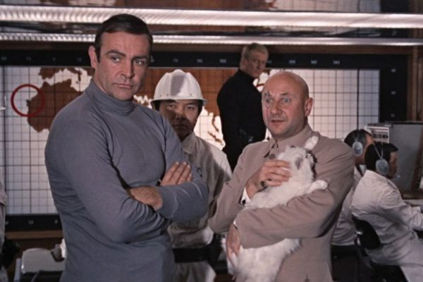 You Only Live Twice Review James Bond The One With Blofeld And Secret Volcano Lair